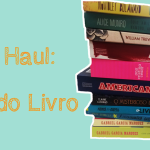 Book Haul: Festa do Livro