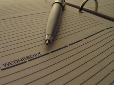 agenda, rotina, planejamento
