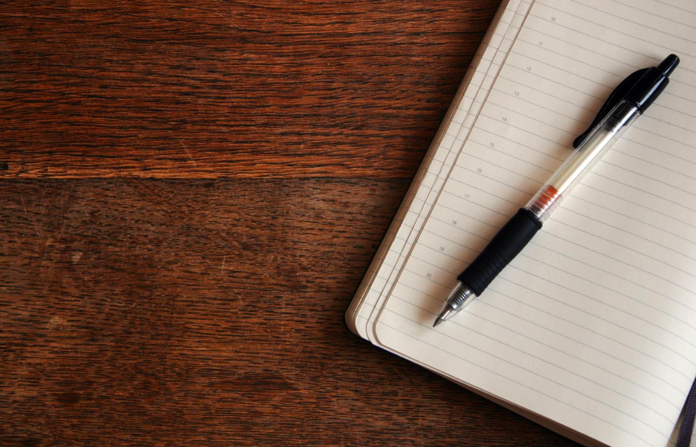 escrever, rotina, cotidiano, hábito, prática