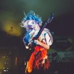 O machismo paradoxal do rock