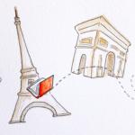 Parisiense por acaso
