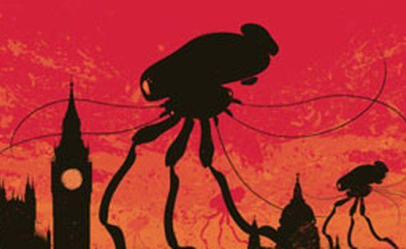 A guerra dos mundos, H.G. Wells