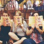 Sobre ler acompanhada