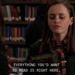 10 livros da biblioteca de Rory Gilmore – Semana Gilmore