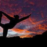 Não tão boa na yoga